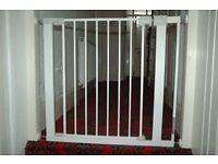 Child stair safety gates
