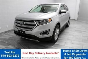 2015 Ford Edge SEL AWD 3.5L w/ LEATHER! REVERSE CAMERA! HEATED S