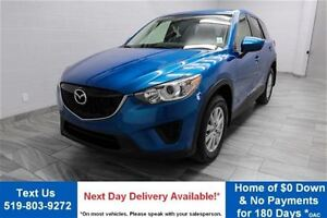 2014 Mazda CX-5 GX-SKYACTIV AWD w/ ALLOYS! POWER PACKAGE! CRUISE