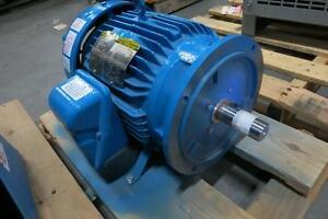 BALDOR Motor, 3hp, 575v, 1165 rpm