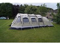 Outwell Norfolk lake (8 berth) tent.