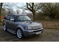 """RANGE ROVER SPORT 2.7 HSE DIESEL with 22"""" ALLOYS!"""