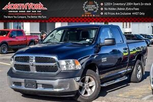 2013 Ram 1500 ST CleanCarProof 4WD with Lock SatRadio Bed Cover 