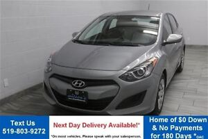 2013 Hyundai Elantra GT GL HATCHBACK! HEATED SEATS! A/C! BLUETOO