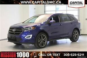 2015 Ford Edge Sport AWD *Push Remote Start-Back Up Camera*