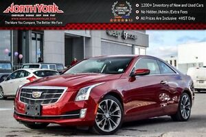 2015 Cadillac ATS Premium AWD Nav Leather Sunroof BOSE HeadUp Xe