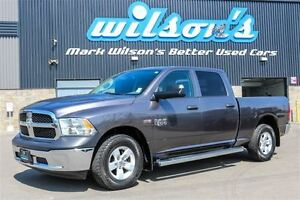 2014 Ram 1500 SXT 4WD! RUNNING BOARDS! $113/WK, 4.74% ZERO DOWN!