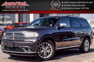 2015 Dodge Durango Citadel AWD|CleanCarProof|Sunroof|Nav|Htd/Vnt
