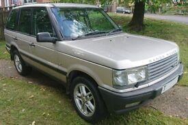 range rover p38 4.6hse v8 petrol 1999