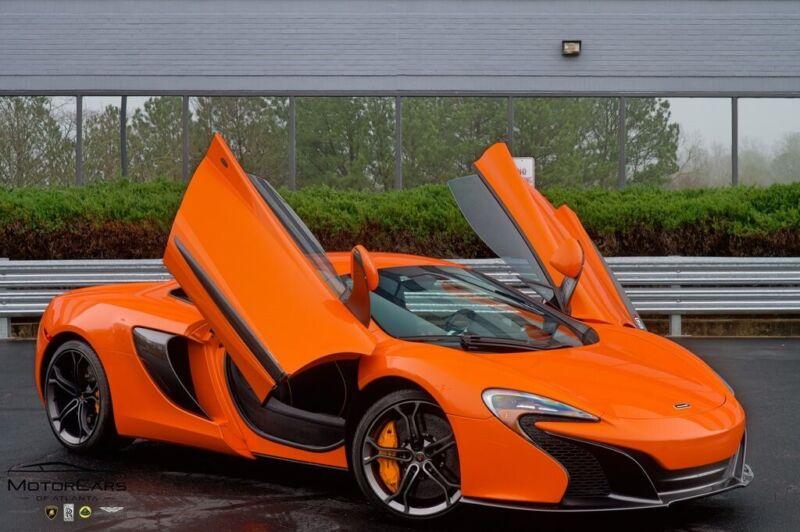 Image 1 Coche Americano usado McLaren 650S 2015
