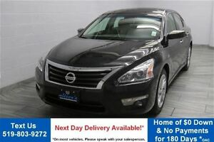 2014 Nissan Altima 2.5 SV w/ SUNROOF! HEATED SEATS! ALLOYS! REVE