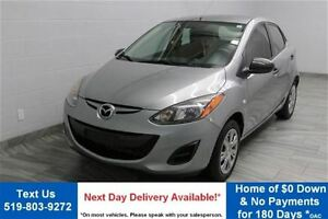 2011 Mazda MAZDA2 GX 5-SPEED w/ 50,000KM! POWER PACKAGE! AIR CON