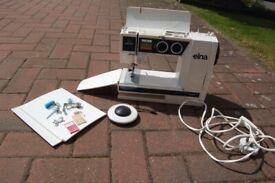 Elna electric Sewing machine