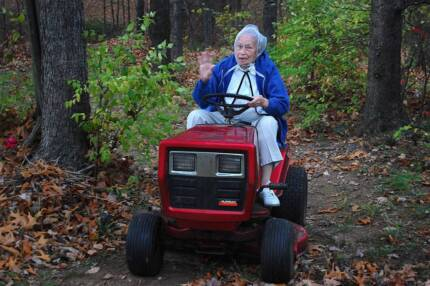 WANTED - RIDE ON MOWER