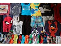 Bundle of boys clothes age 1,5 - 3 years.