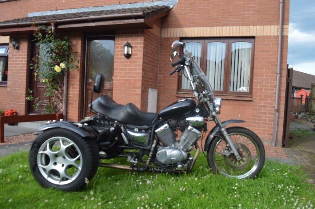 Yamaha virago 535 trike for sale in bonnybridge falkirk for Yamaha clp 535 for sale