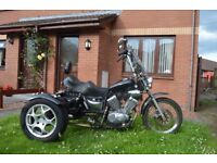 Yamaha Virago 535 Trike for sale