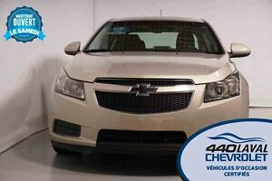 2014 Chevrolet Cruze *LT*BLUETOOTH*CAMÉRA*A/C*