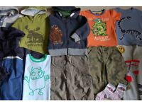 Bundle of clothes for boy 3 - 4 years.