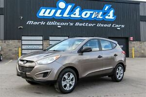 2012 Hyundai Tucson POWER PACKAGE! NEW BRAKES! AIR CONDITIONING!