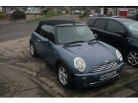 Cooper Convertible is very good condition