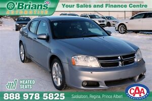 2013 Dodge Avenger SXT - Heated Seats