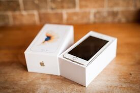 Apple Iphone 6S Gold - UNLOCKED to all networks