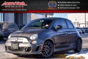 2013 Fiat 500 Abarth|Manual|Sunroof|Keyless_Entry|Pwr.Options|Sa