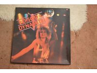 boxed set of 4 LPs, Disco Dynamite