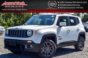 2016 Jeep Renegade NEW Car 75th Anniversary|Cold Wthr,Keyless,Na