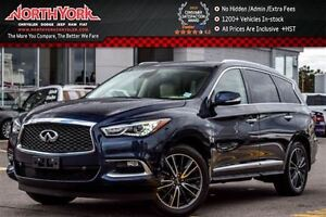 2016 Infiniti QX60 AWD|Fully Loaded|360Cam|Htd/VntdFrntSeats|Rea