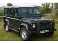 Land Rover Defender 110 TD5 County Station Wagon 9 Seat 2003