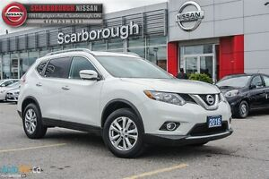 2016 Nissan Rogue SV-ACCIDENT FREE-7 PASS-NAVI!!!!