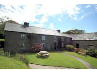 North Cornwall Nr Bude 16th Manor House Sleeps up to 9 people also other cottages