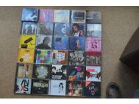 MUSIC CDs 100 PLUS.ALL GENUINE.NO COPIES