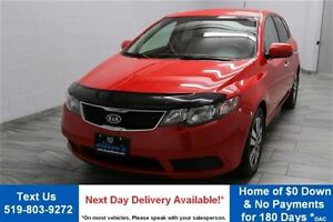 2013 Kia Forte EX w/ HEATED SEATS! ALLOYS! BLUETOOTH! POWER PACK