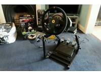 Thrustmaster Gaming Setup - XBOX One/PC