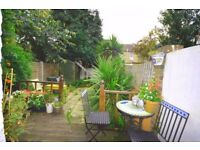 STUNNING 3 BEDROOM HOUSE WITH A GARDEN IN PLAISTOW