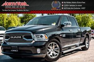 2017 Ram 1500 New Car|Laramie Limited 4x4|Crew w/6.3ft Box|Nav|A