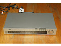 AKAI Tuner AT K1L silver/grey separates stereo FM LW MW tuner fully working