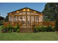 Buy a Luxury Log Cabin. Perfect Investment Opportunity or Second Home. Bespoke made for you.