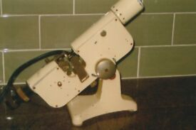 1950S Microscope converted into Desk / Table Lamp