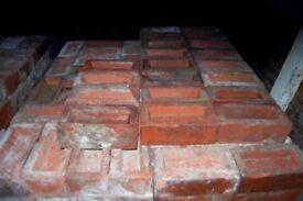 Reclaimed Ruabon Red Bricks