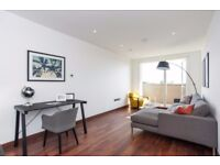SPACIOUS 3BEDROOM FLAT WITH PRIVATE BALCONY,FULLY FURNISHED IN BEAUFORT COURT,WEST HAMPSTEAD,LONDON