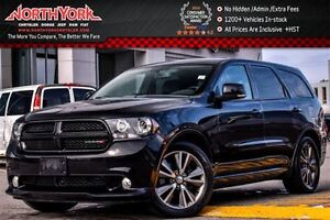 2013 Dodge Durango R/T 4x4|6-Seater|Trailer Tow,Tech.,Rear DVD,P