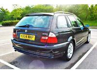 BMW 318i SE Estate 2004 2.0 Petrol