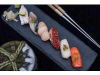 Manager for a Sushi restaurant in East London - family friendly hours