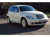 2007 (57) Chrysler PT Cruiser CRD Limited White