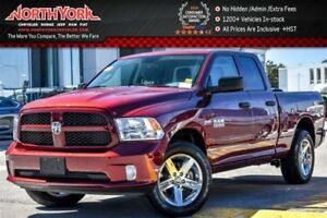 2017 Ram 1500 New Car Express 4x4|Quad|Tow Hitch|Backup Camera|B
