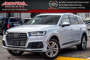 2017 Audi Q7 3.0T|Technik|Quattro|7-Seater|AWD|S-Line,Driver As